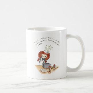 Taza del Día de la Madre Basic White Mug