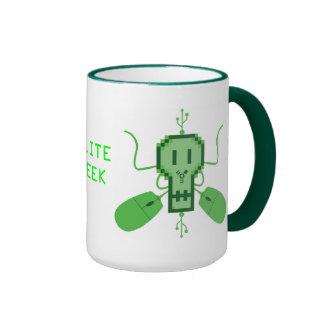 Taza Logo Elite Geek - M1