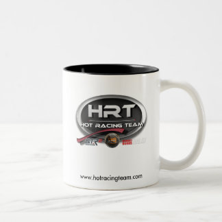 Tazza Hot Racing Team Two-Tone Coffee Mug