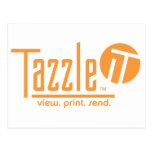 Tazzle IT Postcard