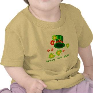 -TBA- Lucky Irish Baby Shirt