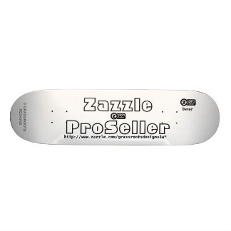 TBA ProSellers Sky Rider Business Card Skate Deck
