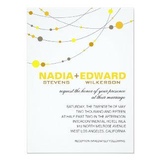 ::TBA:: Stylish Strands   white yellow Card