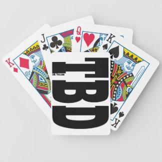 TBD CARD DECK