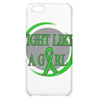 TBI Fight Like A Girl Circular iPhone 5C Case