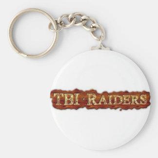 TBI Raiders Promotional keychain