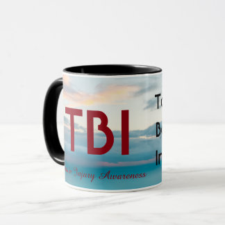 TBI Terrific Beautiful Individual Mug