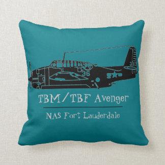 TBM Avengers Cushion