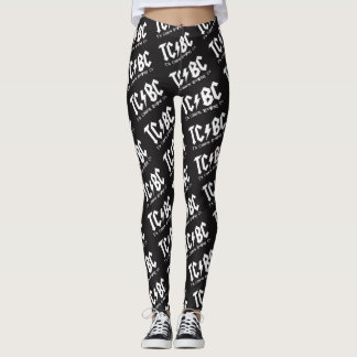 TC/BC Lightning Bolt Leggings