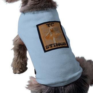 TC Stings Doggy Shirt Pet Tee