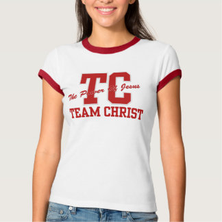 TC Team Christ ( the power of Jesus) T-Shirt