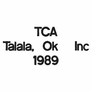 TCATalala, Ok  Inc 1989 Sweatshirt