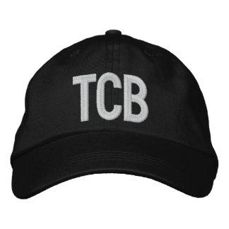 TCB BASEBALL CAP