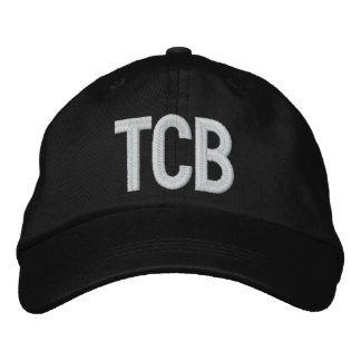 TCB EMBROIDERED HAT