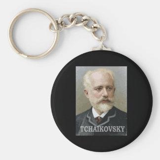 Tchaikovsky Key Ring