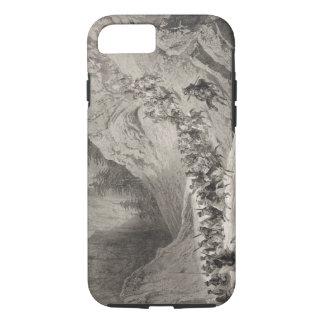 Tcherkersseians on a Raid near the Black Sea, plat iPhone 8/7 Case