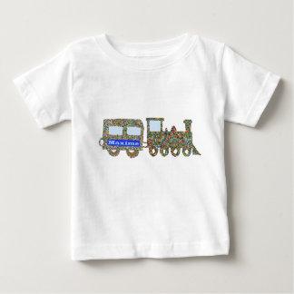 tchoo tchoo for babies too t-shirts