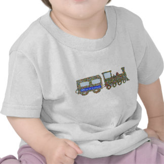 tchoo tchoo for babies too tshirt