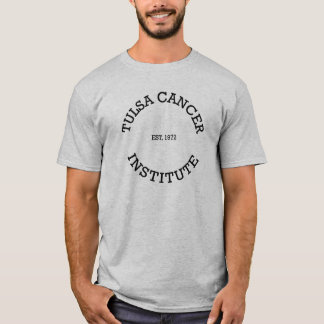 TCI Est. 1972 Basic T-Shirt, Dark Gray T-Shirt