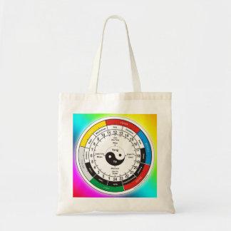 TCM Organuhr / organ clock Budget Tote Bag