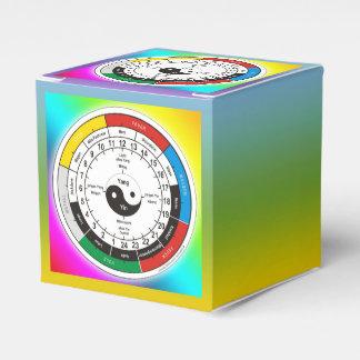 TCM Organuhr / organ clock Favour Boxes