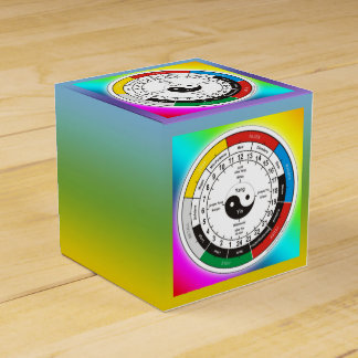 TCM Organuhr / organ clock Party Favor Box