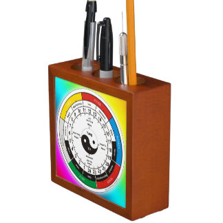 TCM Organuhr / organ clock Pencil Holder
