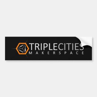 TCMS Bumper Sticker