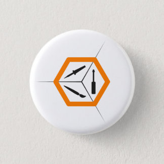 TCMS Button - Small - Light