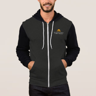 TCS Education System Full Zip Men's Hoodie