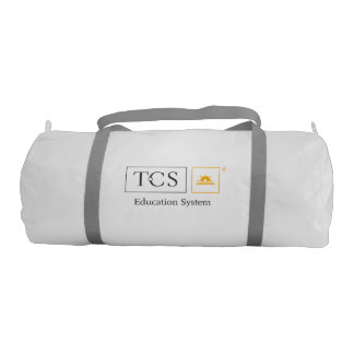 TCS Education System Gym Duffle Bag