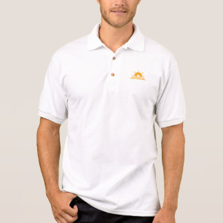 TCS Education System Sun Icon Polo Shirt