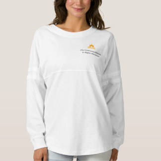 TCS Education System Women's Spirit Jersey