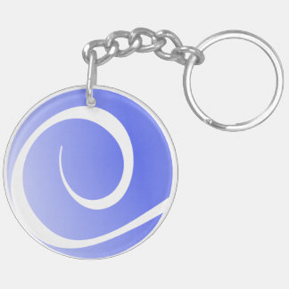 TCS logo - Key Chain (2-sided)