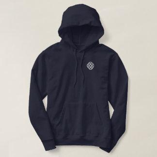 TCSPP Men's Basic Hooded Sweatshirt