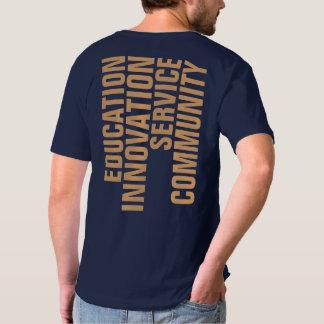 TCSPP Men's V-Neck T-shirt