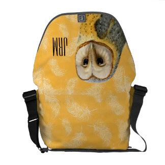 TCWC - Barn Owl Vintage Commuter Bag