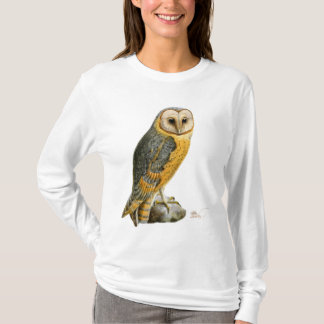 TCWC - Barn Owl Vintage T-Shirt