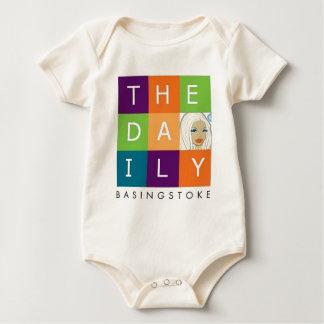 tdb logo1 baby bodysuit