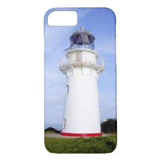 Te Araroa, New Zealand. A lighthouse gives iPhone 7 Case
