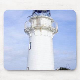 Te Araroa, New Zealand. A lighthouse gives Mouse Mat