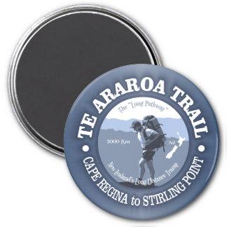 Te Araroa Trail 7.5 Cm Round Magnet