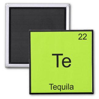 Te - Tequila Funny Chemistry Element Symbol Tee Fridge Magnets