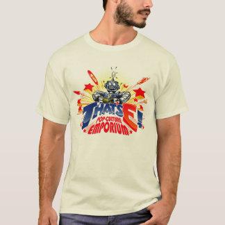 "TE ""Warpspace"" COLOR LOGO T-Shirt"
