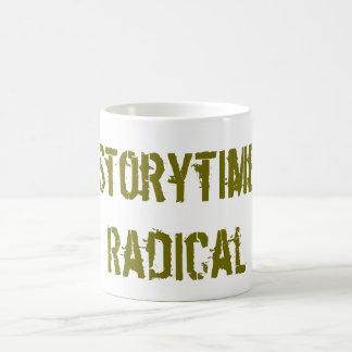 Tea and revolution mug