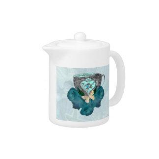 Tea and Roses Aqua
