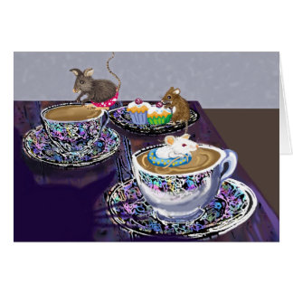tea anyone greeting card