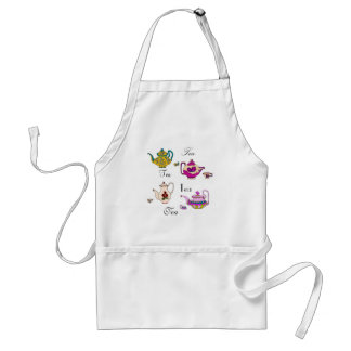 Tea Anyone? Standard Apron