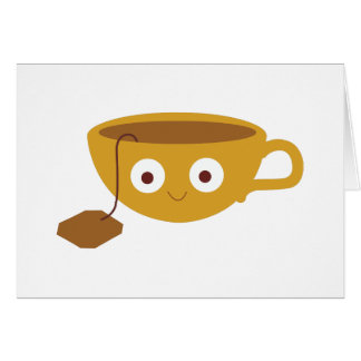 Tea Bag Cup Card