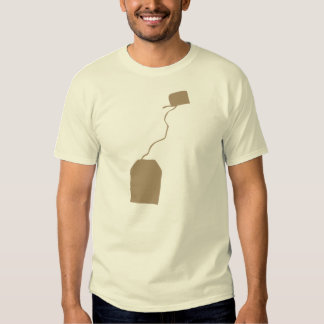 Tea Bag Cup of T Bagging Green Earl Gray Lover T-shirt